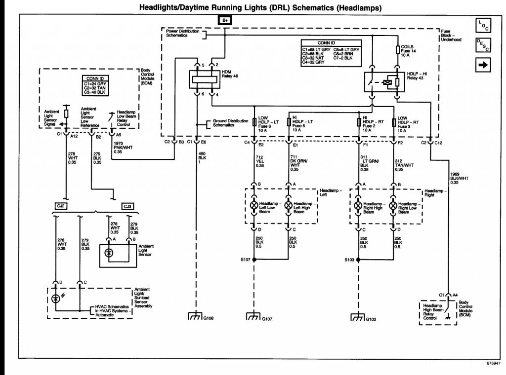 2002 chevy trailblazer headlight wiring diagram wiring diagram 2003 chevrolet bu stereo wiring diagram schematics and