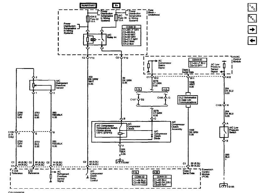 isuzu ascender wiring diagram new owner of 03 envoy xl slt ac not working chevy trailblazer  new owner of 03 envoy xl slt ac not
