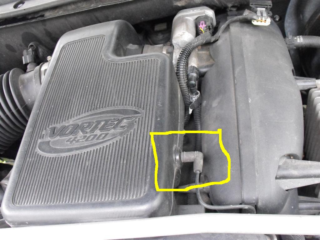 help  air hose cut  missing piece