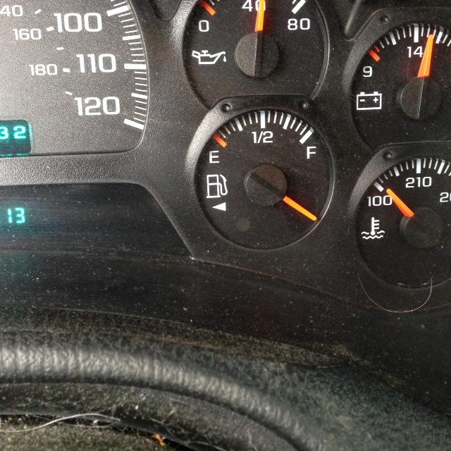 Solved Fuel Gauge Not Working Chevy Trailblazer Trailblazer Ss And Gmc Envoy Forum