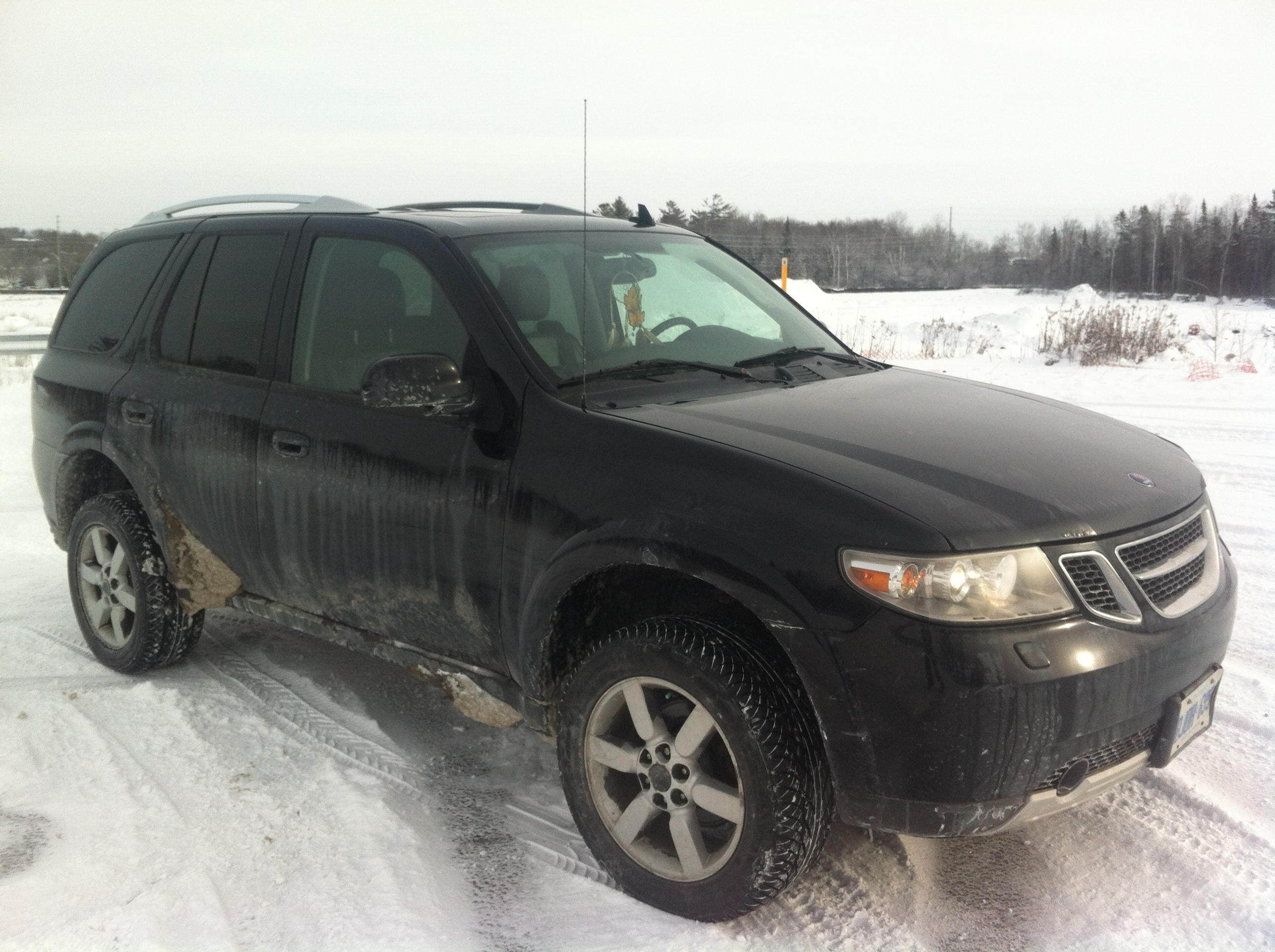 2009 saab 9 7x - Click Image For Larger Version Name Trailvoy1 Jpg Views 1607 Size