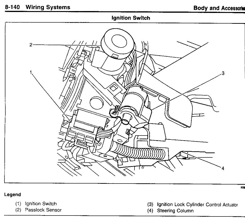 Location of electrical grounds - Chevy TrailBlazer, TrailBlazer SS ...