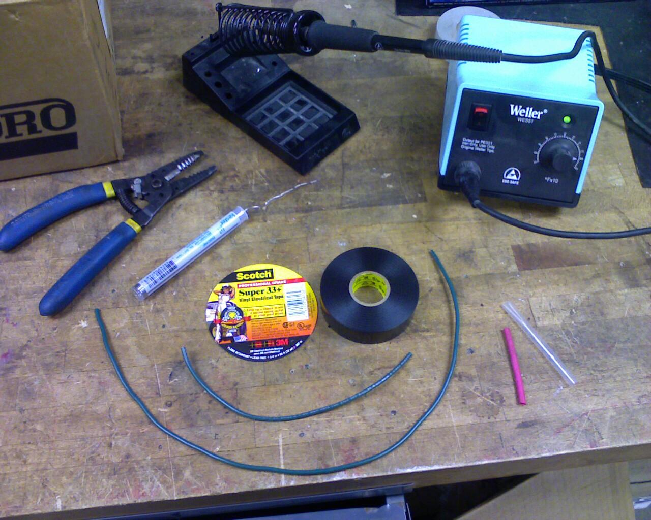 How to properly splice any wire - Chevy TrailBlazer, TrailBlazer