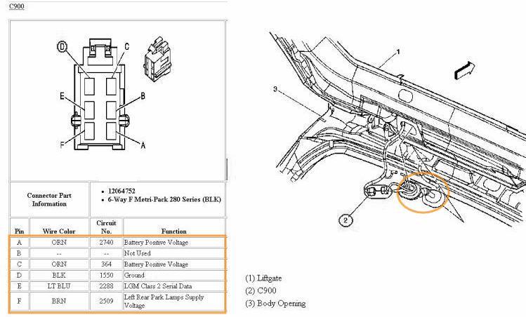 Colorful 2003 Chevy Trailblazer Wiring Diagram Vignette - Schematic ...