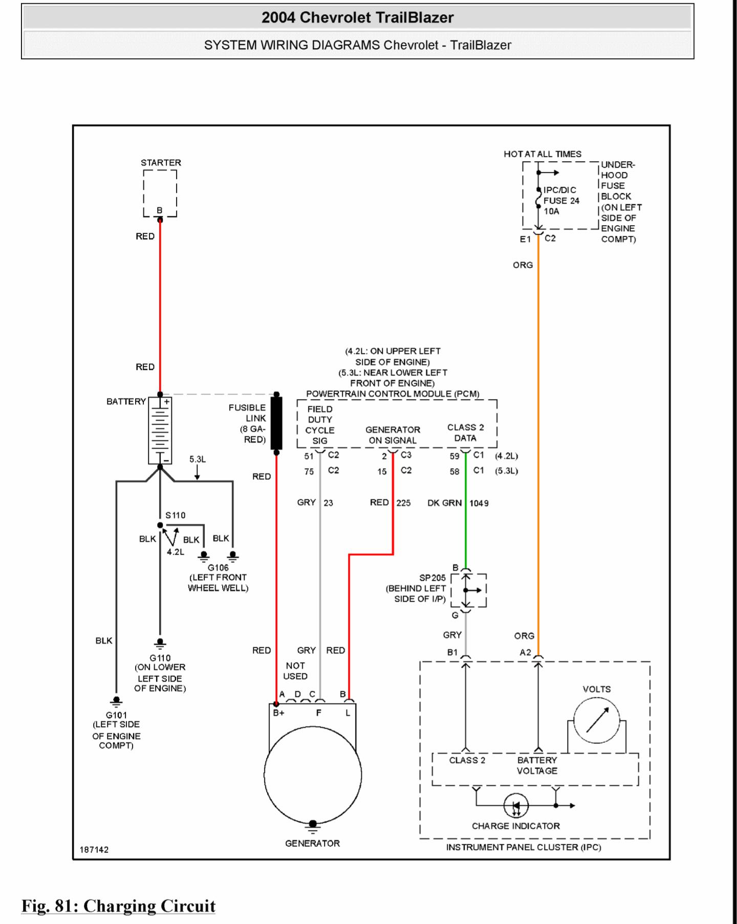 05 trailblazer low voltage from the alternator | chevy trailblazer,  trailblazer ss and gmc envoy forum  chevy trailblazer, trailblazer ss and gmc envoy forum