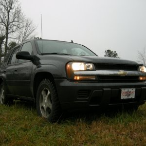 morgan's 07 trailblazer